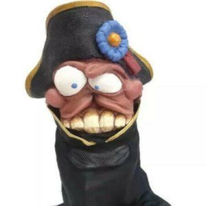 Captain Coo Coo Mask Hooded
